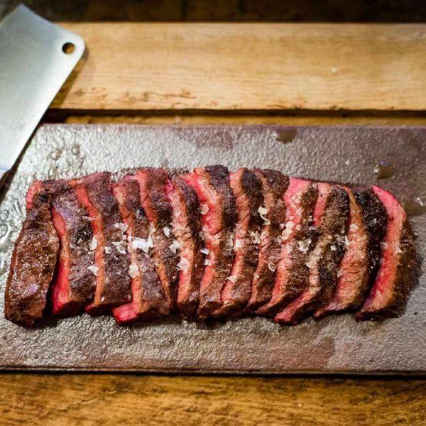 Dry-aged Flat Iron Steak