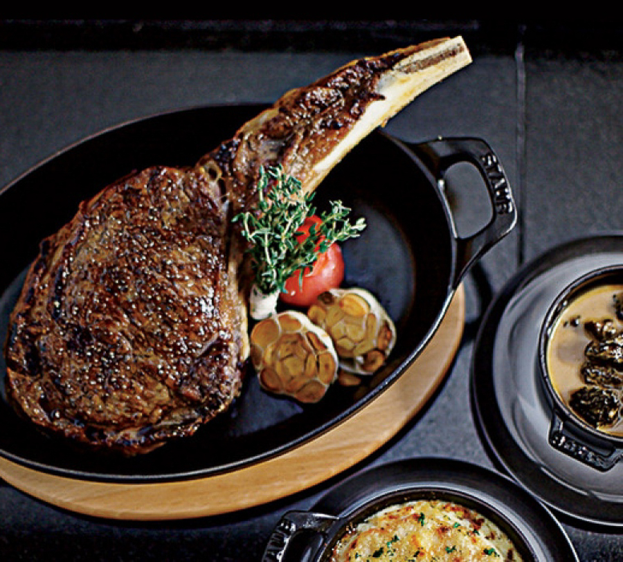 Tomahawk Steak Hacienda Sur